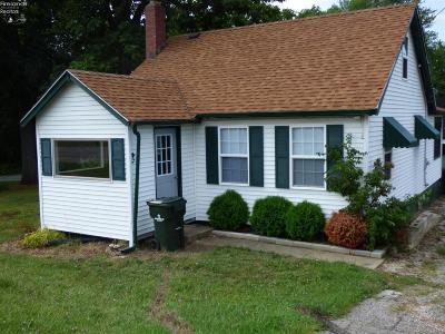 Vermilion Single Family Home For Sale: 3728 Liberty Avenue