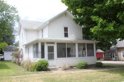 Marblehead OH Single Family Home For Sale: $189,900