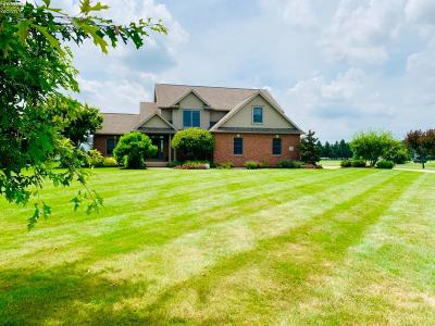Milan Single Family Home For Sale: 25 Oakfield