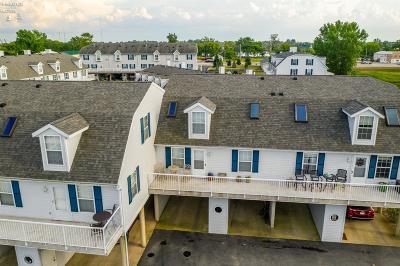 Port Clinton Condo/Townhouse For Sale: 91 N Schooner Point Drive