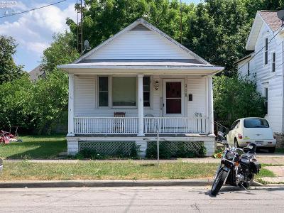 Sandusky Single Family Home For Sale: 316 E Madison