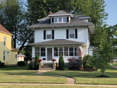 Port Clinton Single Family Home For Sale: 231 W Third
