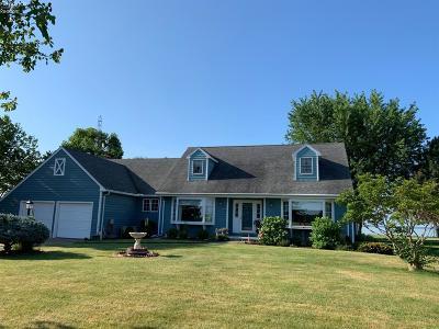 Port Clinton Single Family Home For Sale: 650 E Hickory Grove Road