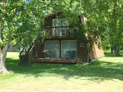 Kelleys Island Single Family Home For Sale: 102 Fairview