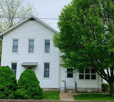 Marblehead OH Single Family Home For Sale: $140,000