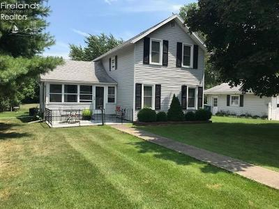 Huron OH Single Family Home For Sale: $169,900