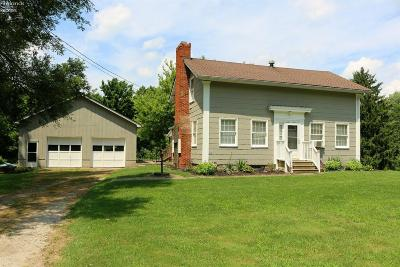Berlin Heights OH Single Family Home For Sale: $149,900