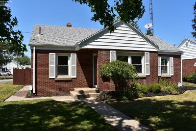 Sandusky Single Family Home For Sale: 301 E Parish Street