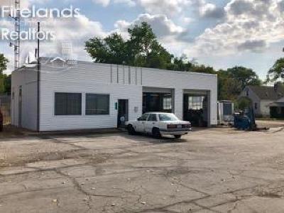 Sandusky Commercial For Sale: 1401 E Bayview Drive