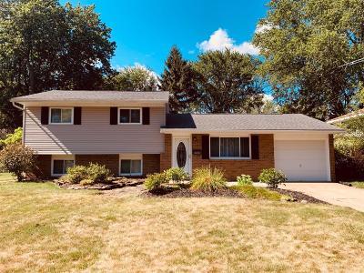 Sandusky Single Family Home For Sale: 3010 Sunset Lane