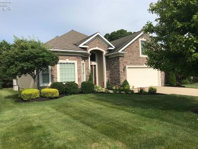 Sandusky Single Family Home For Sale: 3026 Angels Pointe Drive