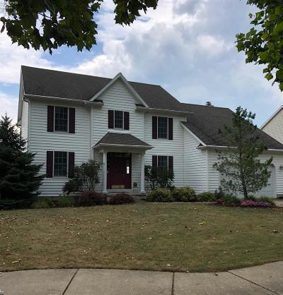 Sandusky Single Family Home For Sale: 1103 Wyndham Lane