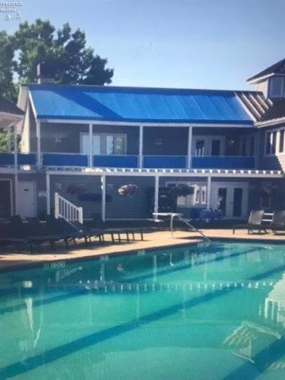 Sandusky Condo/Townhouse For Sale: 36 Marina Point