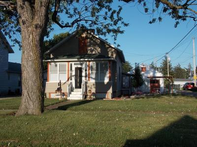 Port Clinton Single Family Home For Sale: 513 Jackson Street