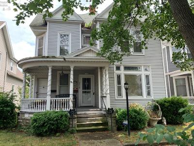 Sandusky Multi Family Home For Sale: 1216 Central Avenue