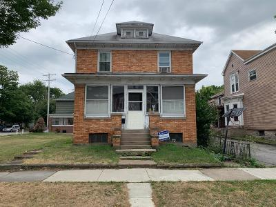 Sandusky Single Family Home For Sale: 1006 W Washington