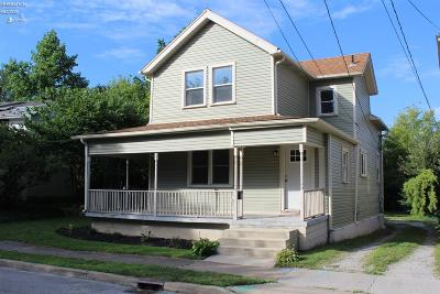 Norwalk Single Family Home For Sale: 16 Corwin Street