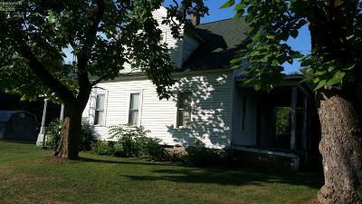Sandusky Single Family Home For Sale: 1633 Tiffin Ave