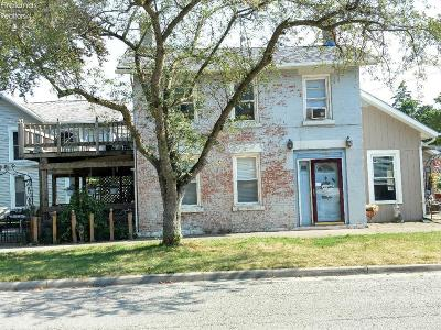 Sandusky Single Family Home For Sale: 230 E Jefferson
