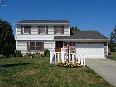 Sandusky Single Family Home For Sale: 3209 E Stoneway Drive