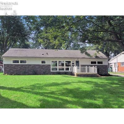 Port Clinton Single Family Home For Sale: 528 E 9th Street