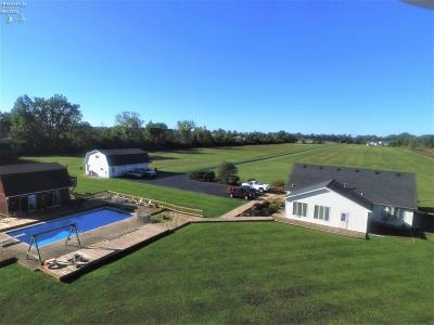 Marblehead OH Single Family Home For Sale: $399,900