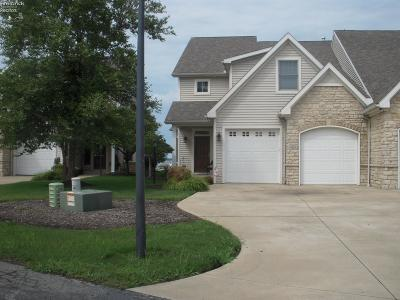 Sandusky Condo/Townhouse For Sale: 428 W Bay Breeze #428
