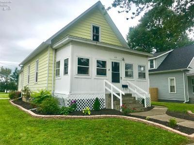 Port Clinton Single Family Home For Sale: 314 E 5th Street