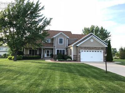 Port Clinton Single Family Home For Sale: 1212 Catawba Bay Drive