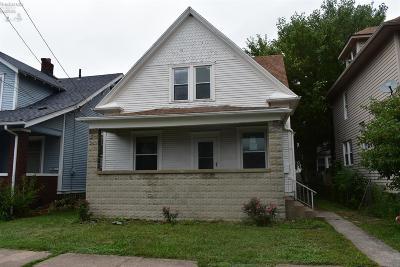 Sandusky Single Family Home For Sale: 1205 W Osborne Street