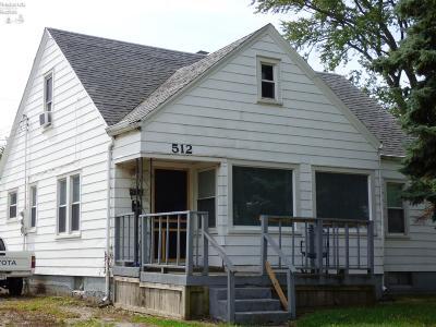 Sandusky Multi Family Home For Sale: 512 E Parish Street