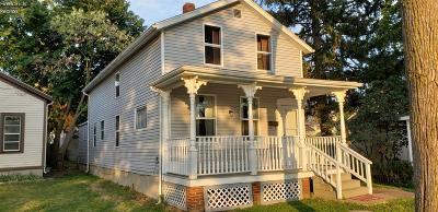 Sandusky Single Family Home For Sale: 513 Elm