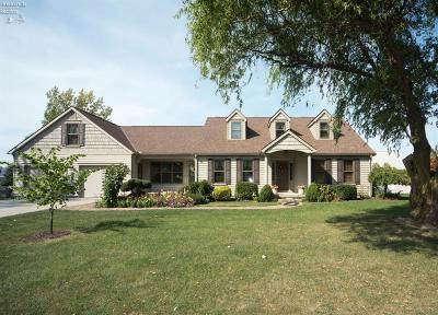 Marblehead OH Single Family Home For Sale: $428,000