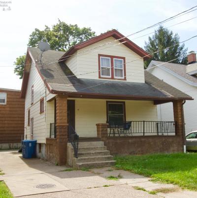 Sandusky Single Family Home For Sale: 112 W Boalt Street