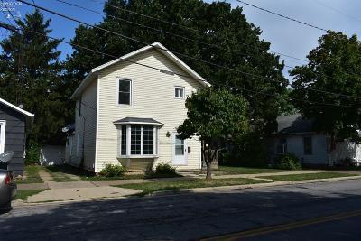 Sandusky Multi Family Home For Sale: 619 E Monroe