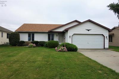 Sandusky Single Family Home For Sale: 314 Pennsylvania