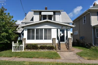 Sandusky Single Family Home For Sale: 427 N Depot Street