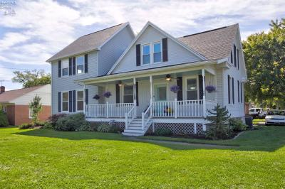 Sandusky Single Family Home For Sale: 418 Marshall Avenue