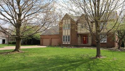 Sandusky Single Family Home For Sale: 2302 Hull Road