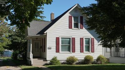 Sandusky Single Family Home For Sale: 709 Garfield Ave