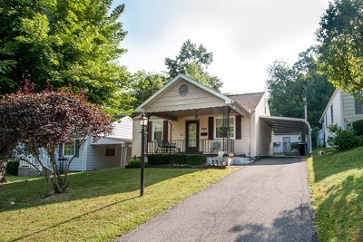 Portsmouth Single Family Home For Sale: 2740 Sunrise Ave.