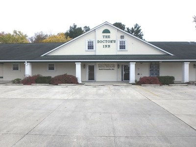 Wheelersburg Commercial For Sale: 11826 Gallia Pike