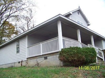 West Portsmouth Single Family Home For Sale: 1141 2nd St