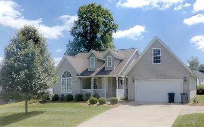 Wheelersburg Single Family Home Contingency Pending: 981 Sunrise Ave
