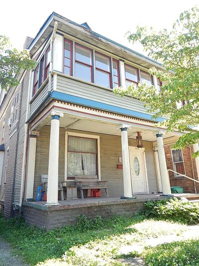 Portsmouth Single Family Home For Sale: 1626 Highland Avenue