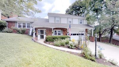 Single Family Home For Sale: 3350 Seneca Drive