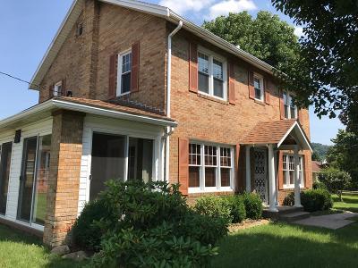 Single Family Home For Sale: 4628 Old Scioto Trail