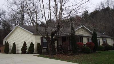 Single Family Home For Sale: 323&361 Blue Run Road