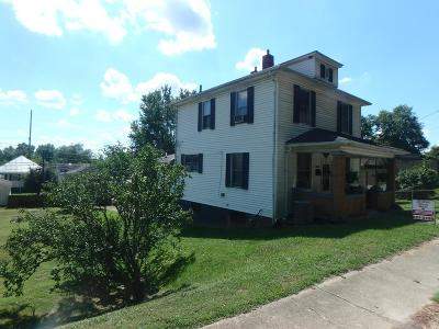 Single Family Home For Sale: 6406 Gallia Street