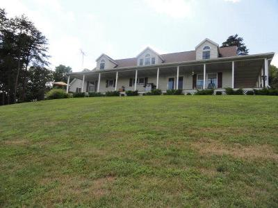 Lucasville Single Family Home For Sale: 15137 State Route 104